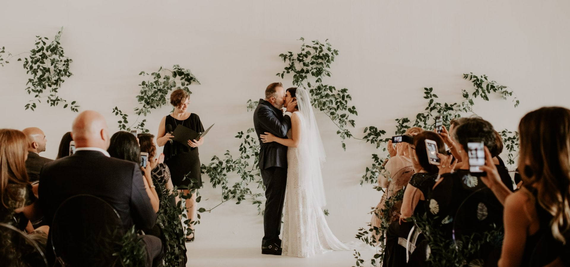 Hero image for What Will Your Wedding Day Look Like? Here's Your Typical Ceremony Timeline