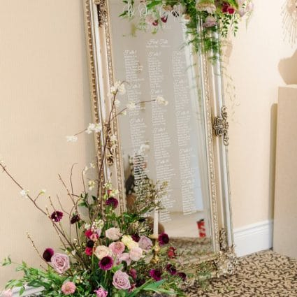 Glamourous Affairs featured in Claire and Anthony's Elegant Wedding at the Richmond Hill Cou…