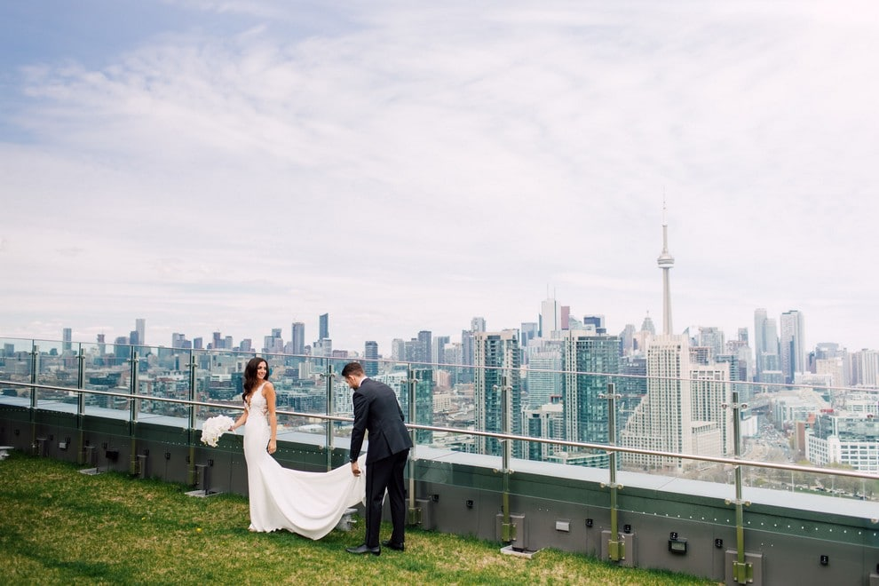 Wedding at Hotel X Toronto, Toronto, Ontario, Purple Tree Wedding Photography, 15