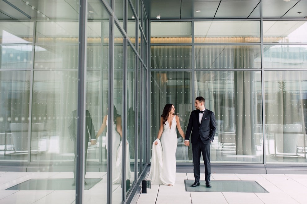 Wedding at Hotel X Toronto, Toronto, Ontario, Purple Tree Wedding Photography, 16