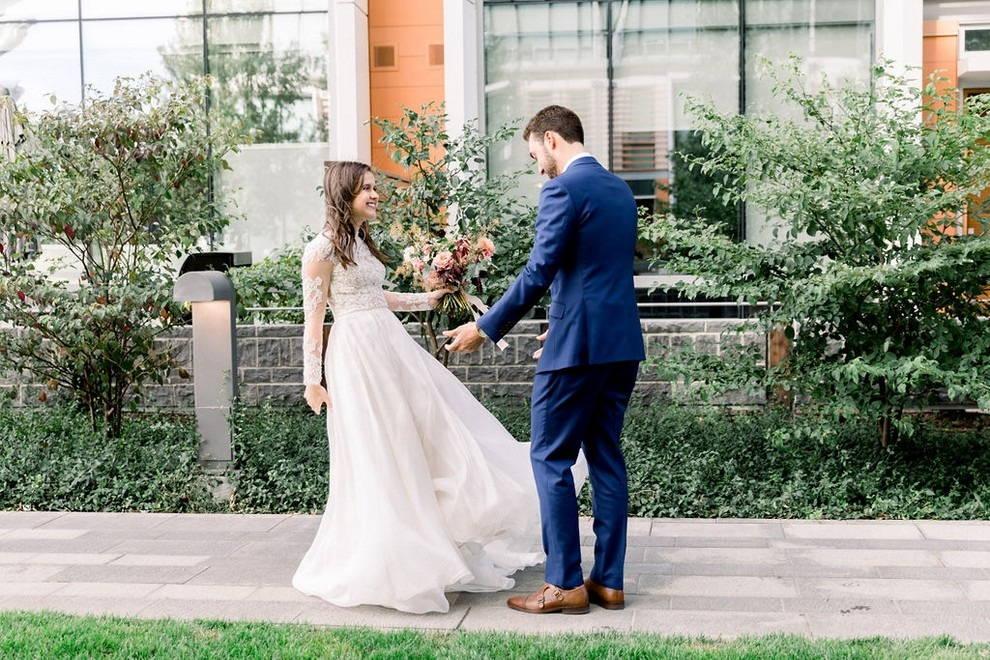 Wedding at Steam Whistle Brewery, Toronto, Ontario, Whitney Heard Photography, 8