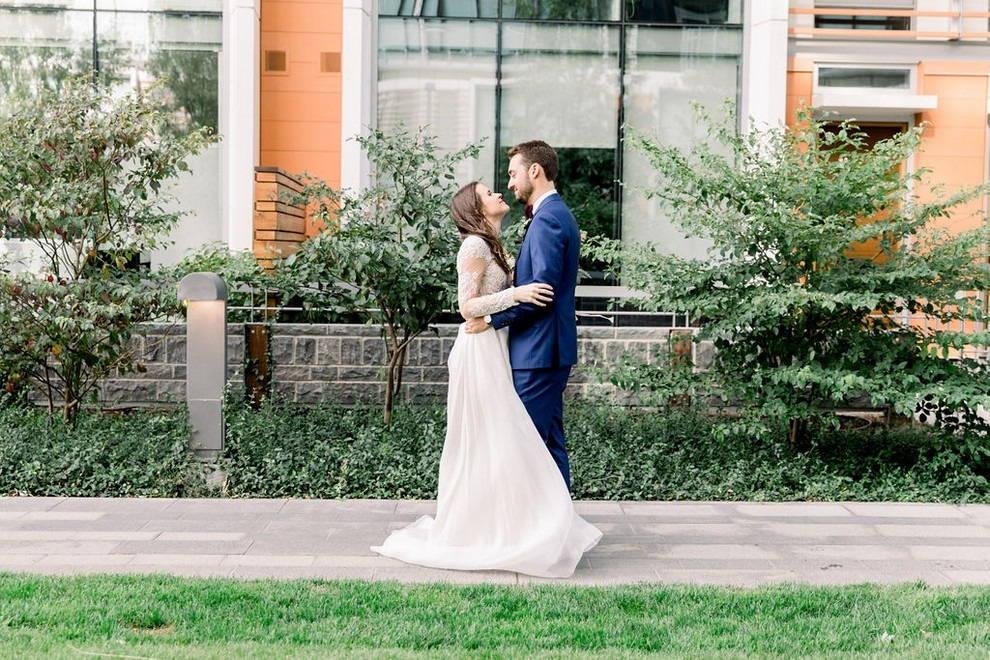 Wedding at Steam Whistle Brewery, Toronto, Ontario, Whitney Heard Photography, 9