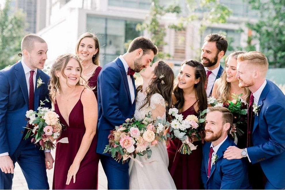 Wedding at Steam Whistle Brewery, Toronto, Ontario, Whitney Heard Photography, 10