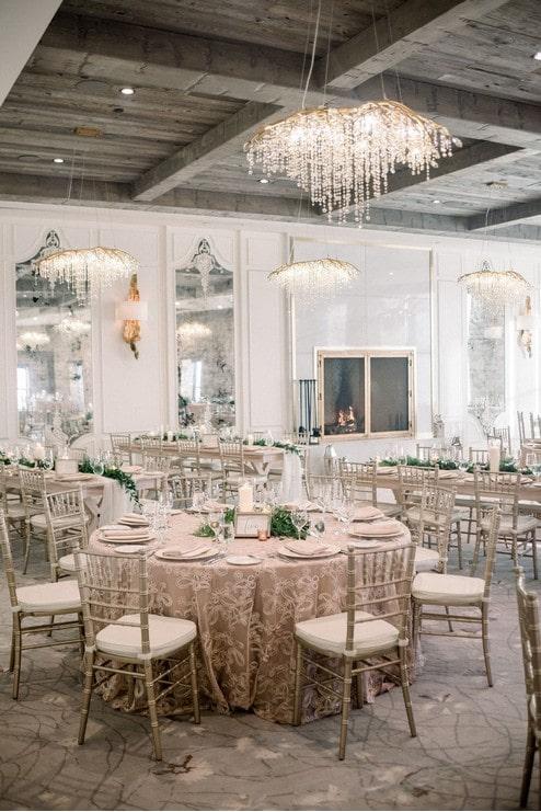 Stunning Winter Wedding