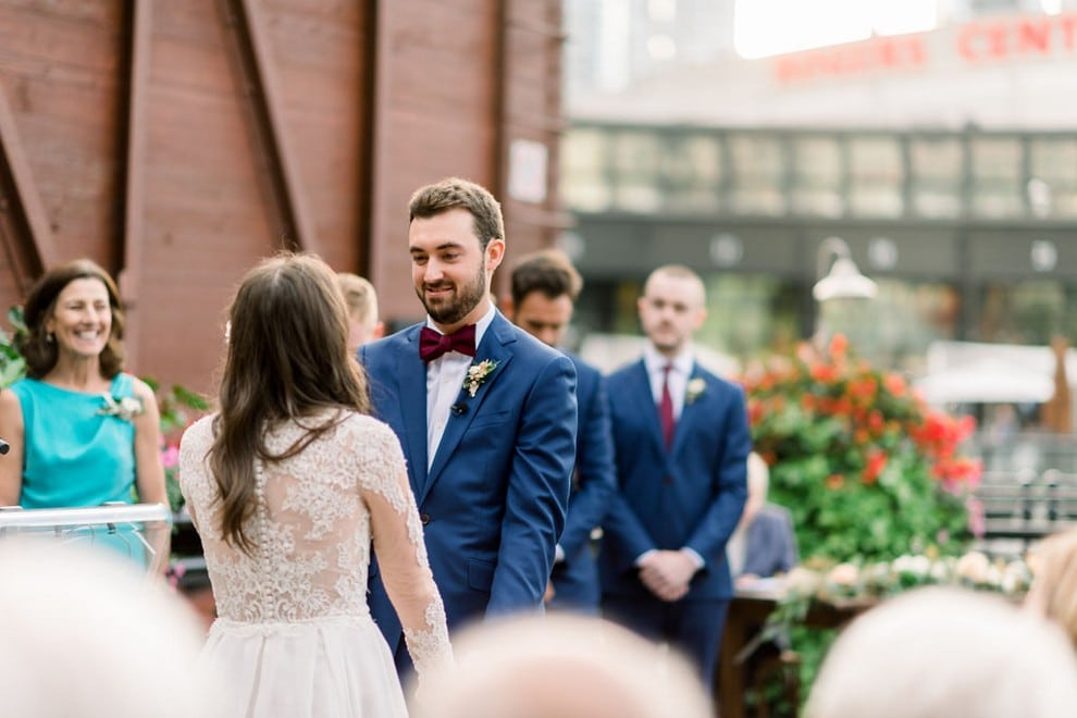 what will your wedding day look like heres your typical ceremony timeline, 1