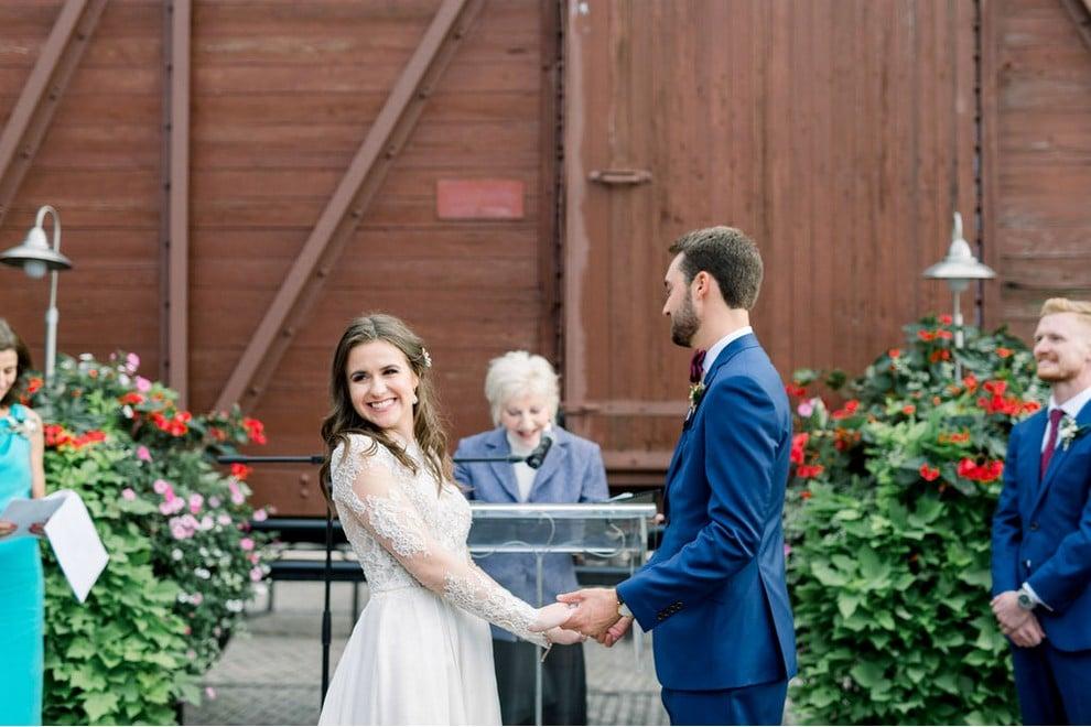 Wedding at Steam Whistle Brewery, Toronto, Ontario, Whitney Heard Photography, 13