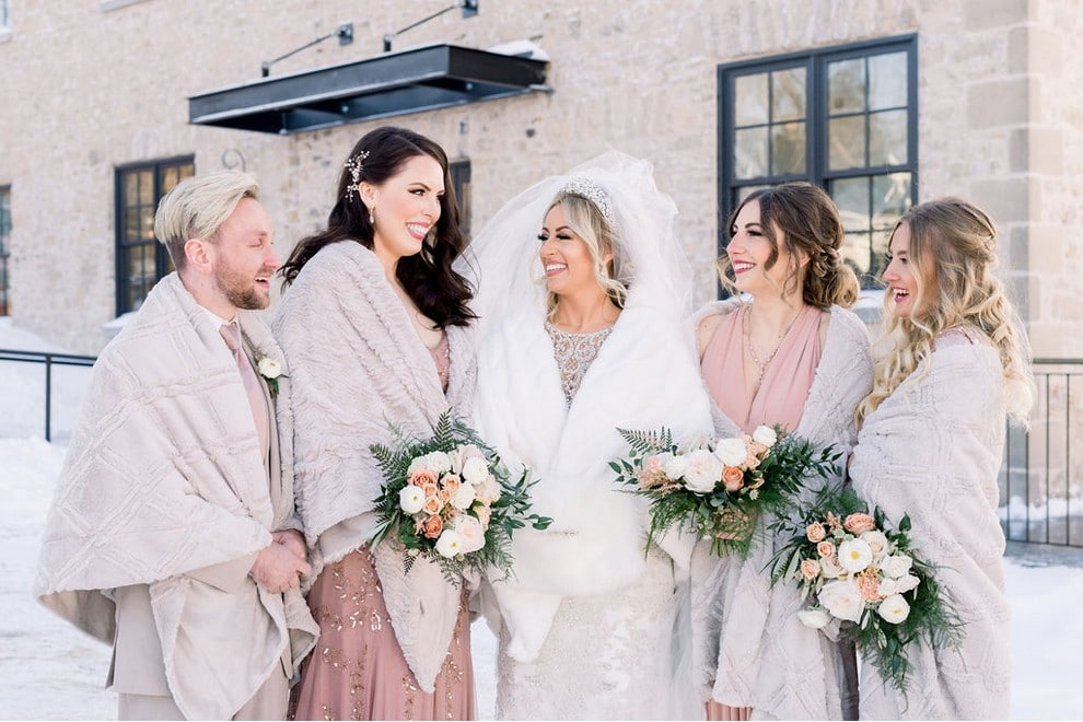 8 ways make your winter wedding awesome, 2