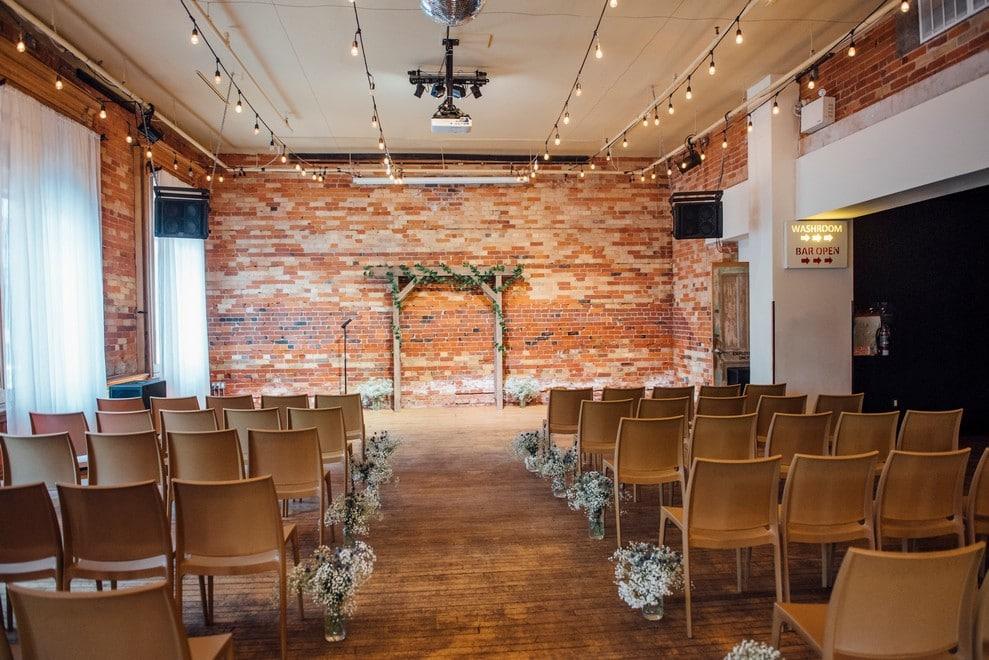 toronto wedding venues stage 3, 2
