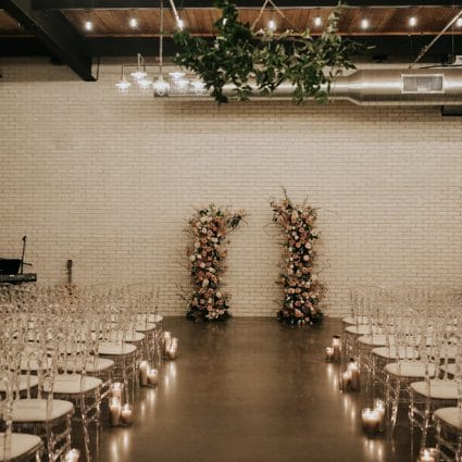 EWG - Eglinton West Gallery featured in Boho-Chic Meets Modern Elegance for Sofia and Joel's Big Day