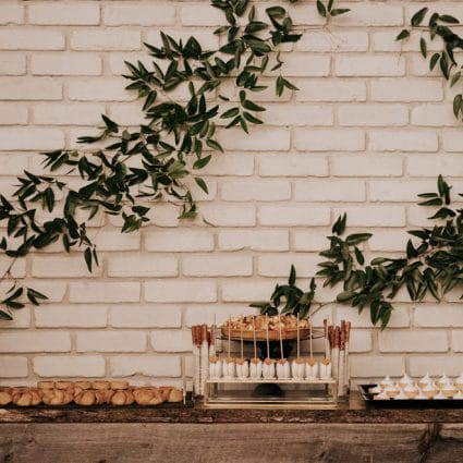 Sweet Celebrations featured in Boho-Chic Meets Modern Elegance for Sofia and Joel's Big Day