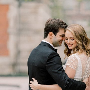 Anna and Paul's Luxurious Wedding at the Globe and Mail Centre