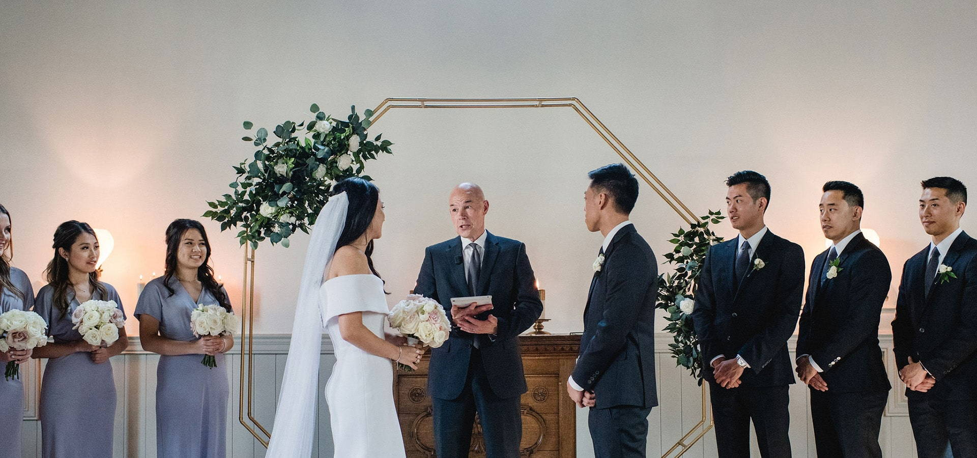 Hero image for 7 Questions That Will Help You Find The Perfect Officiant