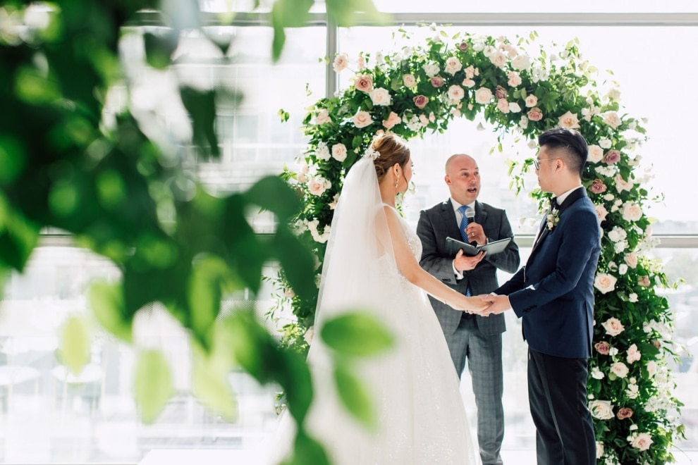 find the perfect officiant