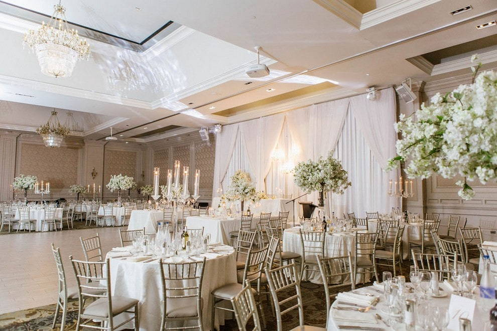 Wedding at Hazelton Manor