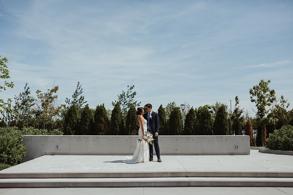 Wedding at Ovest, Toronto, Ontario, Lizzie O' Donnell, 13