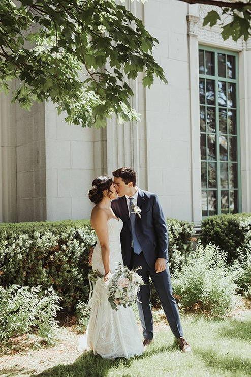 Wedding at Ovest, Toronto, Ontario, Lizzie O' Donnell, 18