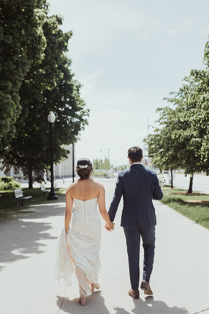 Wedding at Ovest, Toronto, Ontario, Lizzie O' Donnell, 17