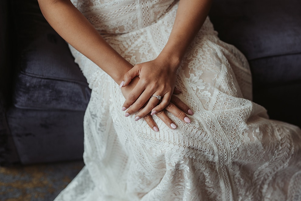 Wedding at Ovest, Toronto, Ontario, Lizzie O' Donnell, 4