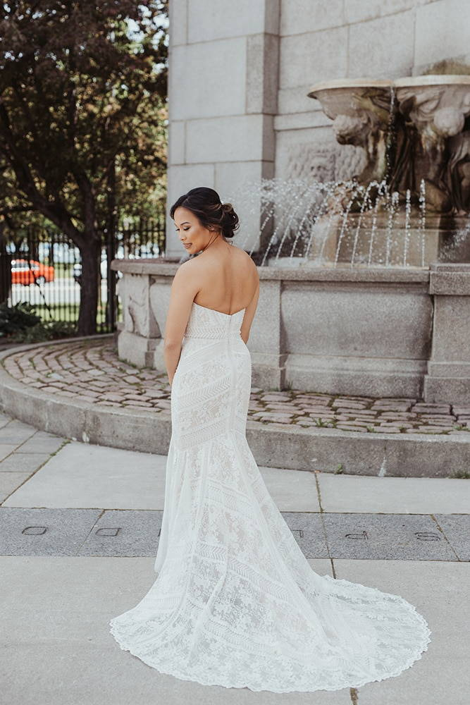 Wedding at Ovest, Toronto, Ontario, Lizzie O' Donnell, 5
