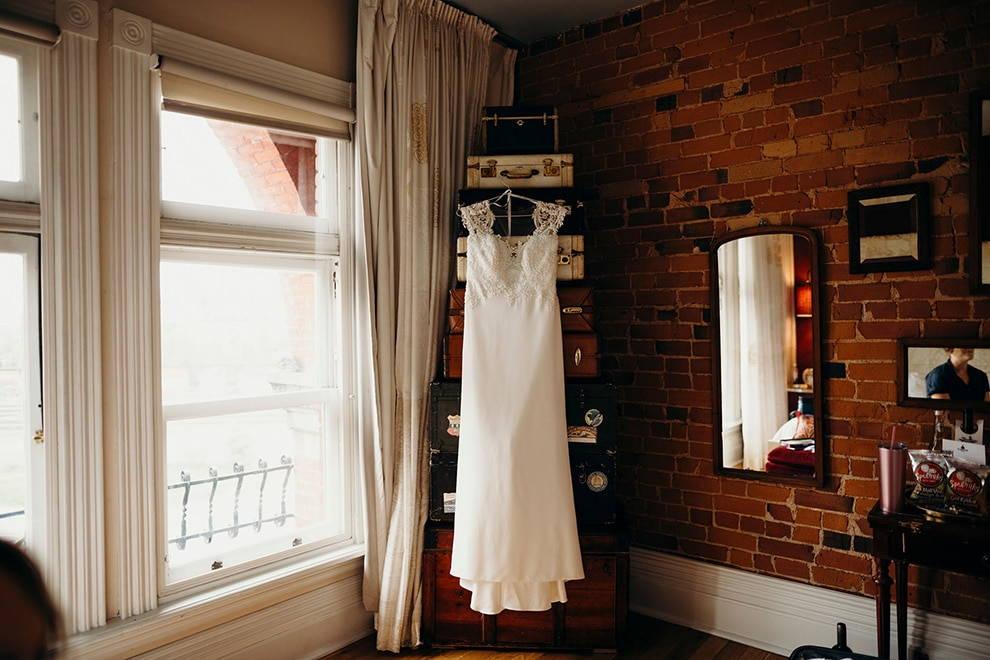 Wedding at Gladstone Hotel, Toronto, Ontario, Lori Waltenbury, 2