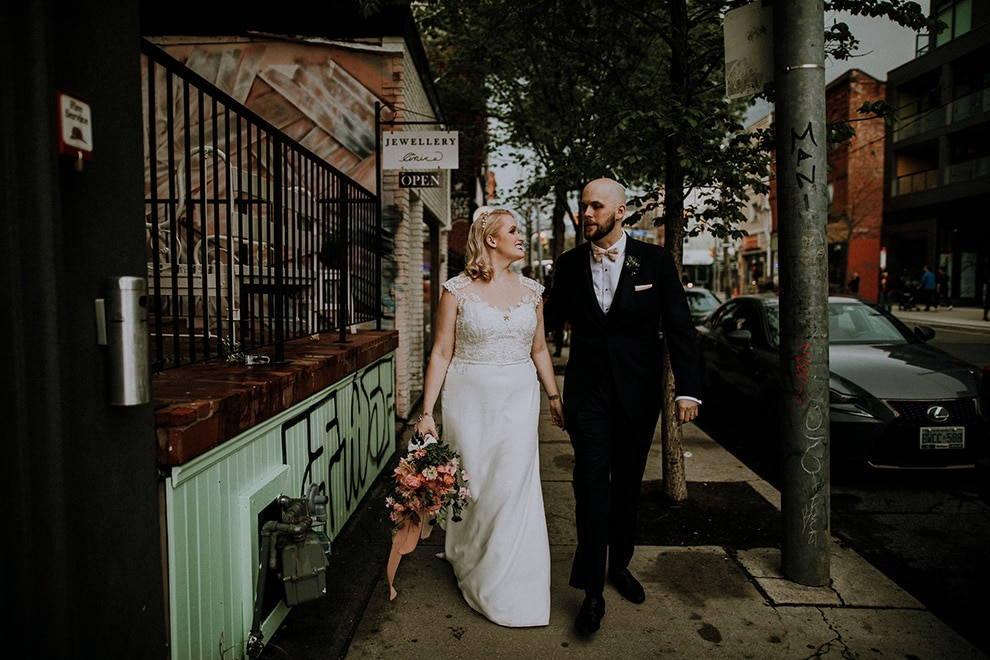 Wedding at Gladstone Hotel, Toronto, Ontario, Lori Waltenbury, 14
