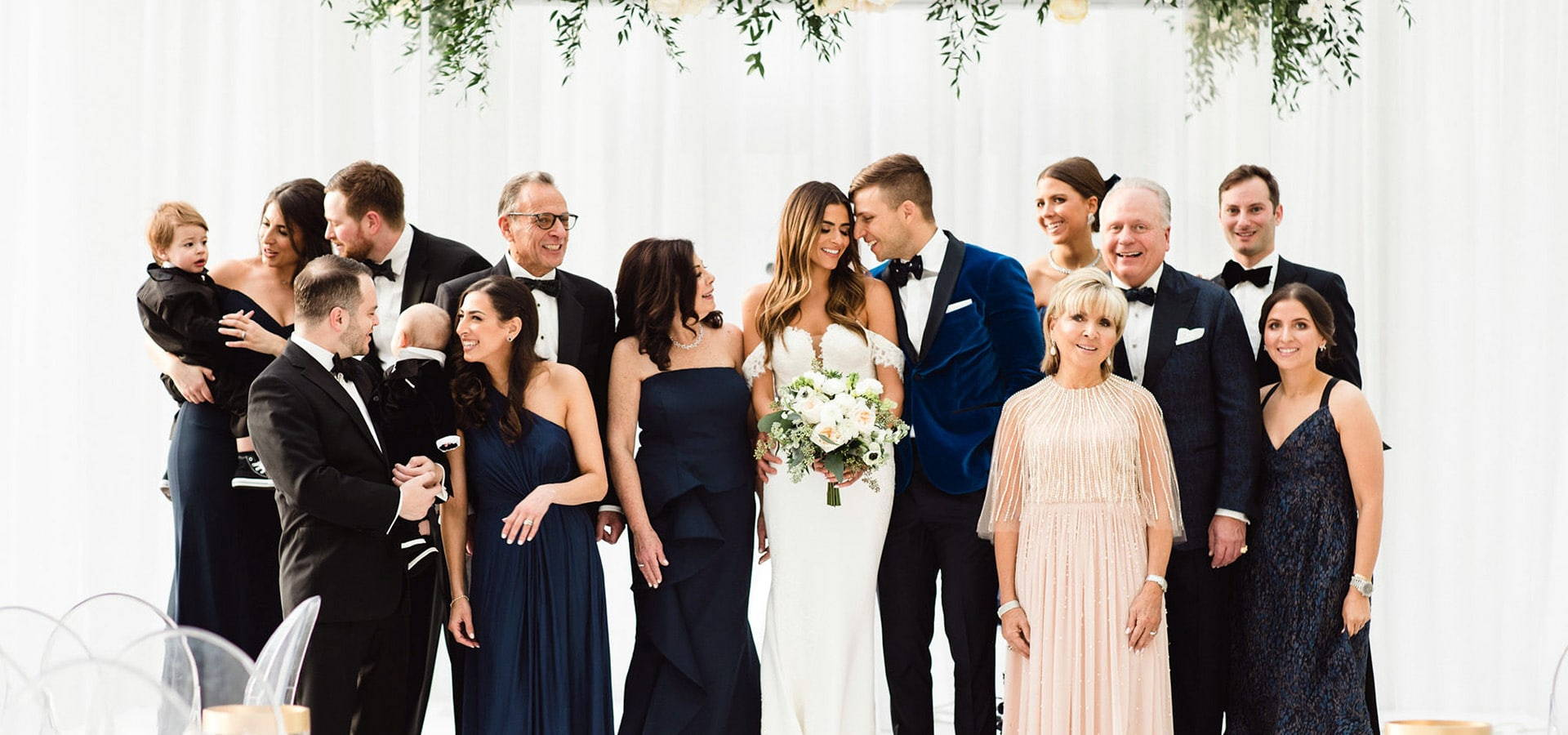 Hero image for Keeping Every Side of the Family on the Same Page During the Wedding