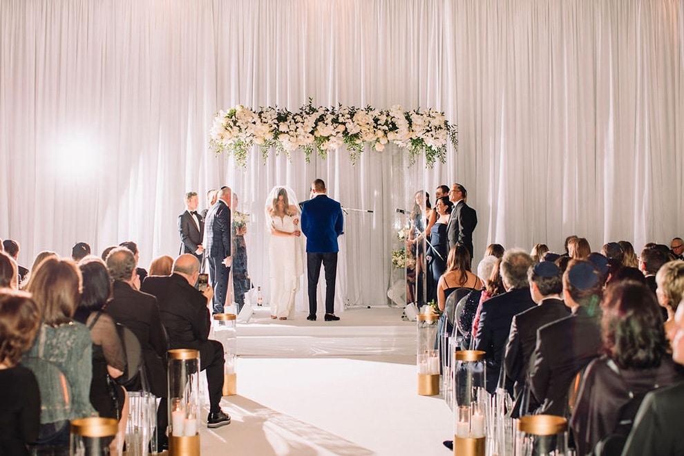 Hotel X Wedding