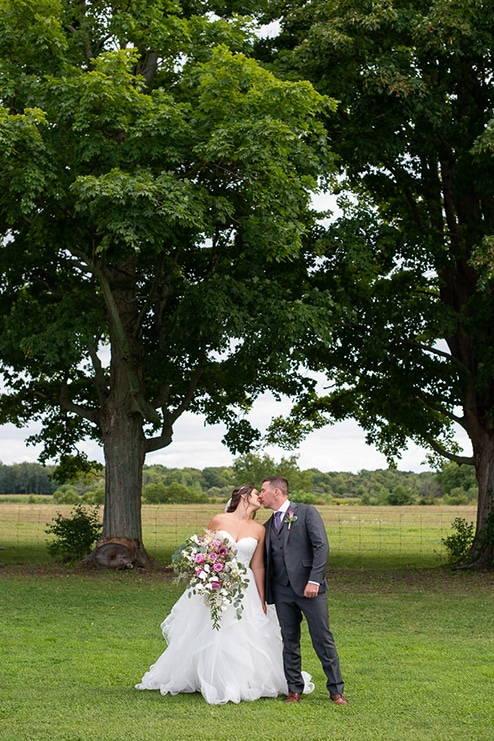 Wedding at Maple Meadows Farm, , Ontario, Love Always, 14