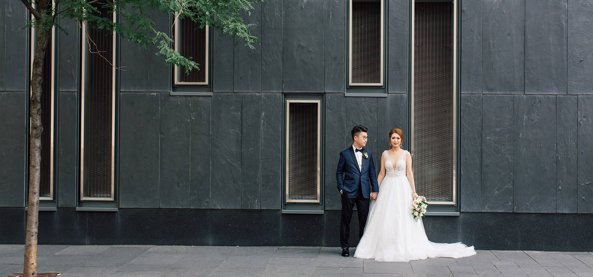 Hero image for Jacqueline and Kenneth's Fairy-tale Wedding at the Four Seasons