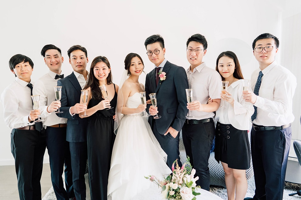 At-Home Ceremony