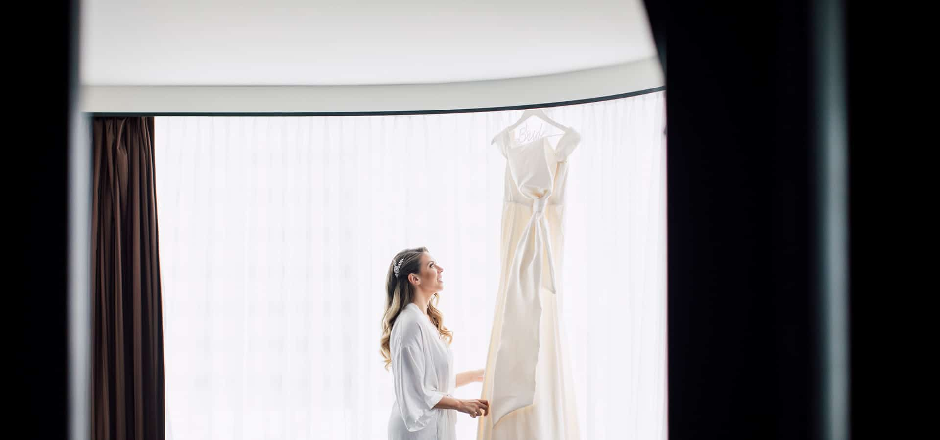 Hero image for Is it Better to Buy Your Wedding Dress – or is Renting a Better Option?