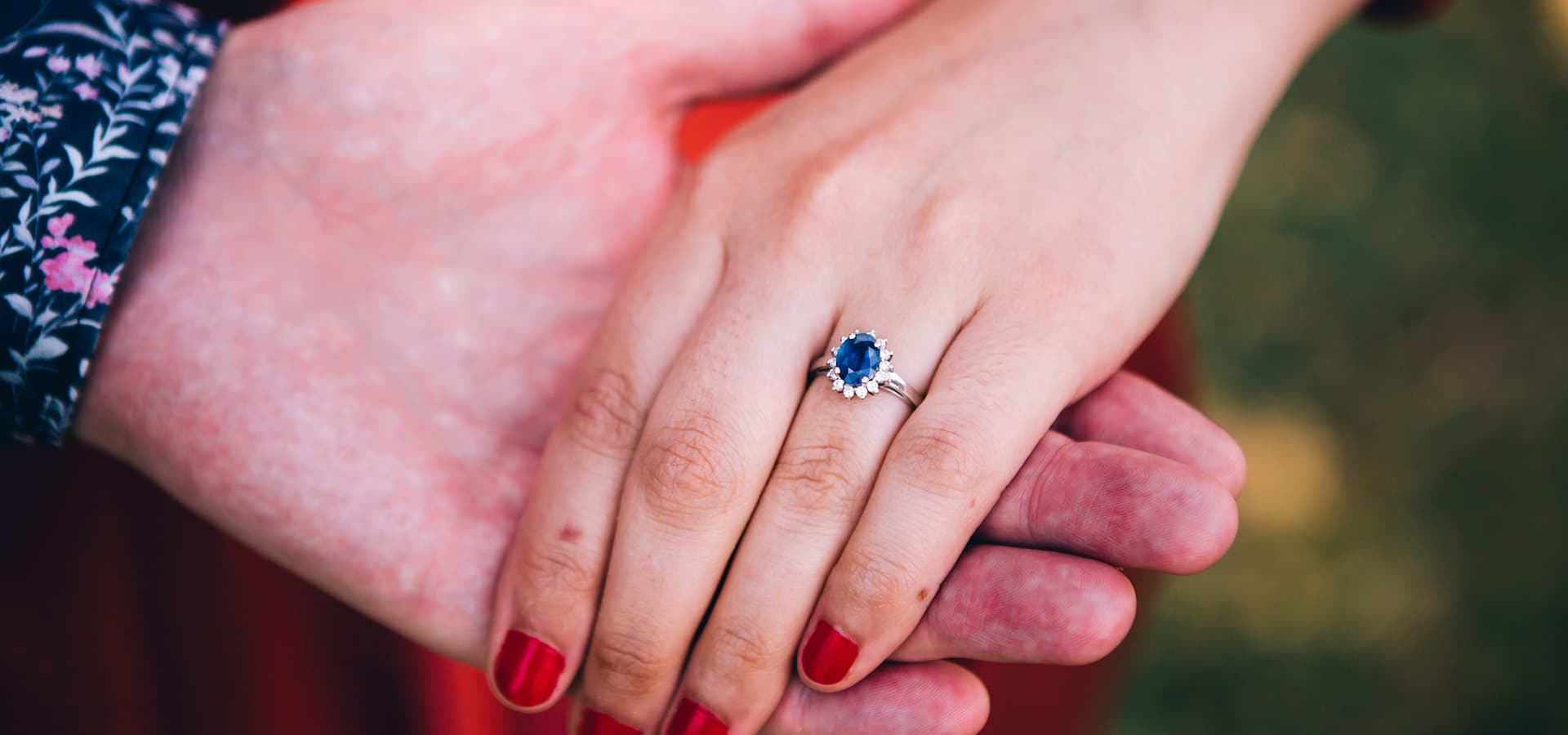 Hero image for Shine Bright Like A…Gemstone: Beautiful Alternatives to Diamond Engagement Rings