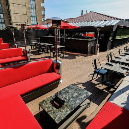&Company Resto Bar featured in 7 Toronto Restaurants with Stunning Patios that are Perfect f…