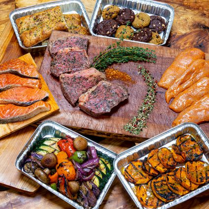 APEX Kosher Catering featured in Toronto Caterers Share their Most Popular Delivery Items