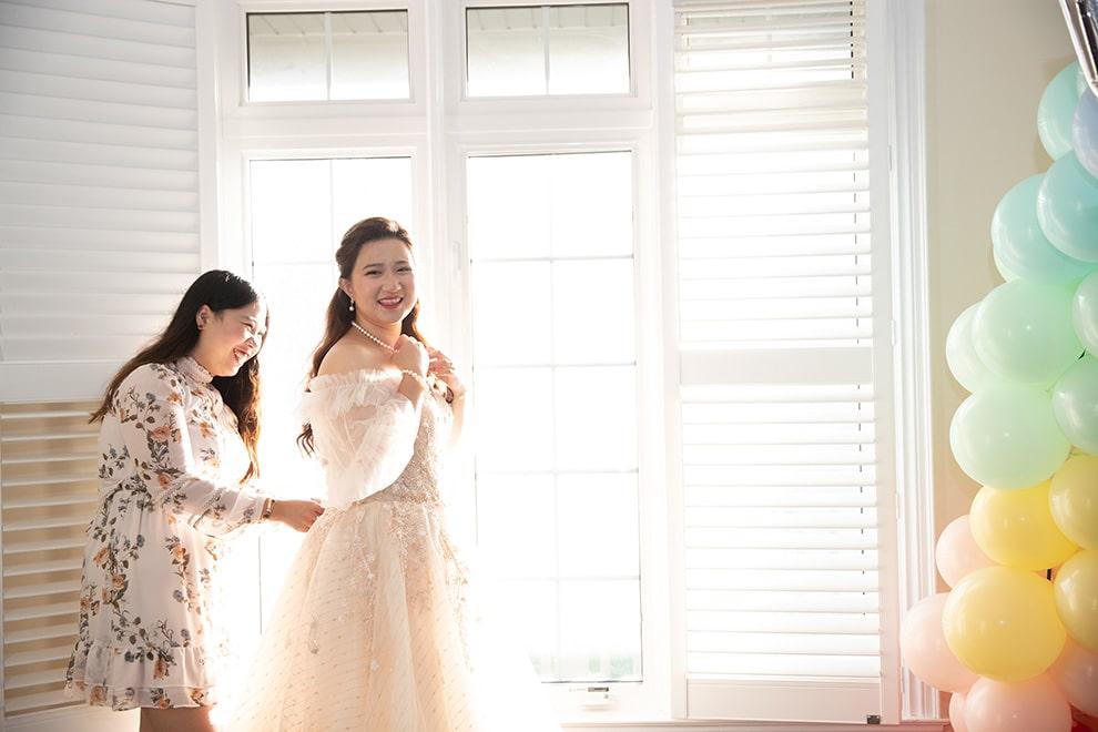 Wedding at Casa Loma, Toronto, Ontario, White by LaMemoir, 3