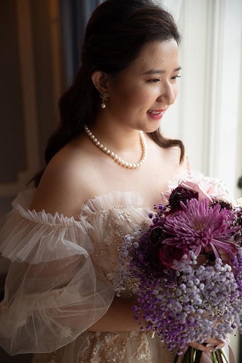 Wedding at Casa Loma, Toronto, Ontario, White by LaMemoir, 4