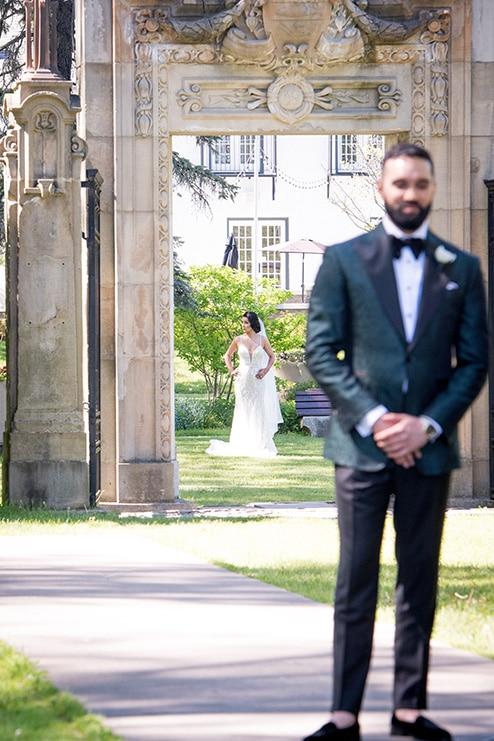 Wedding at The Guild Inn Estate, Toronto, Ontario, L'Atelier Lumiere, 1