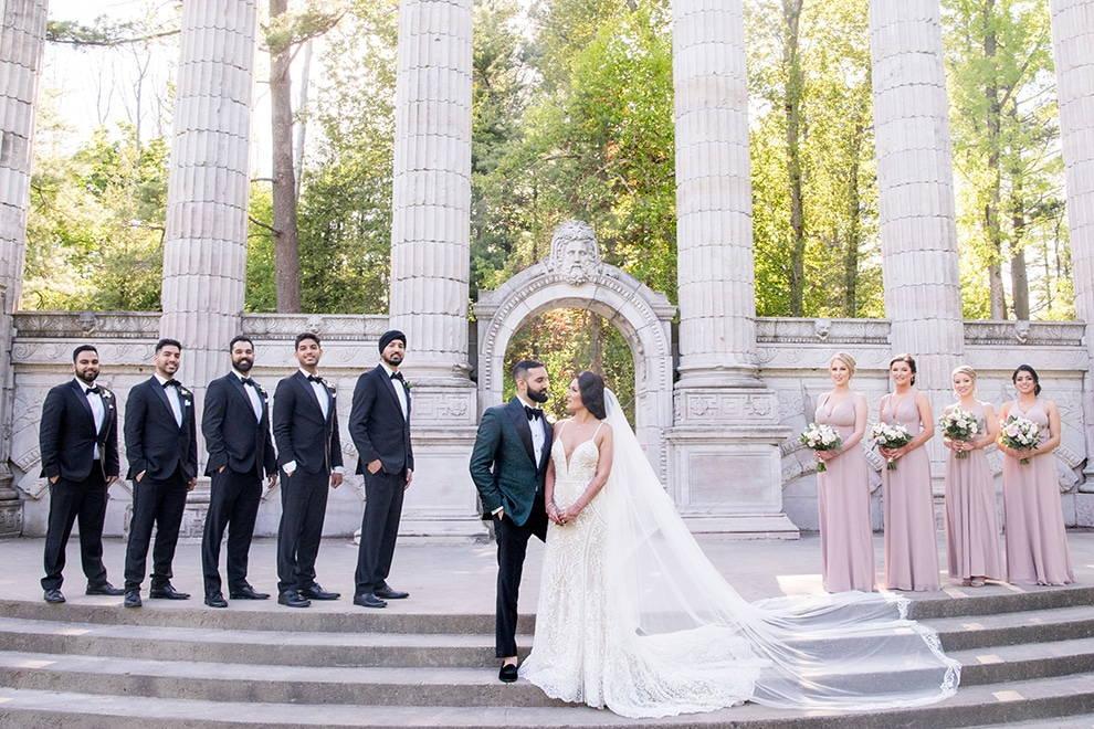 Wedding at The Guild Inn Estate, Toronto, Ontario, L'Atelier Lumiere, 7
