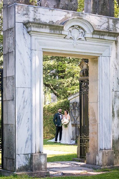 Wedding at The Guild Inn Estate, Toronto, Ontario, L'Atelier Lumiere, 5