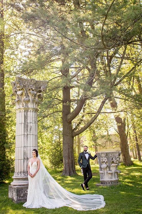 Wedding at The Guild Inn Estate, Toronto, Ontario, L'Atelier Lumiere, 6