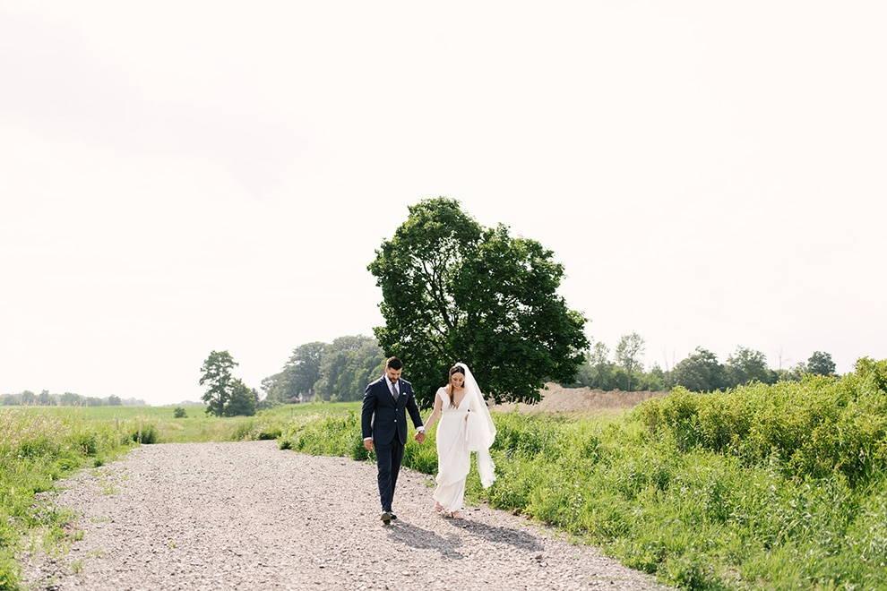 Wedding at Earth To Table Farm, Toronto, Ontario, Lindsie Grey, 17