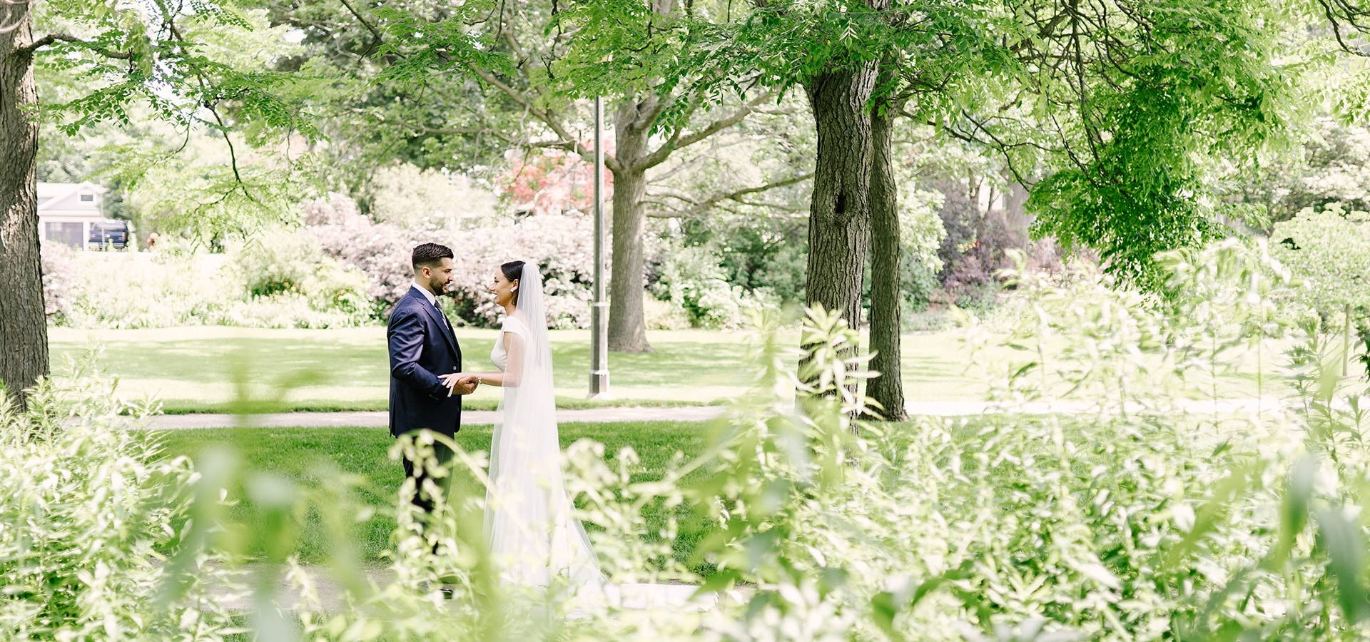 Hero image for Laura and Mike's Exquisite Wedding at Earth to Table Farm