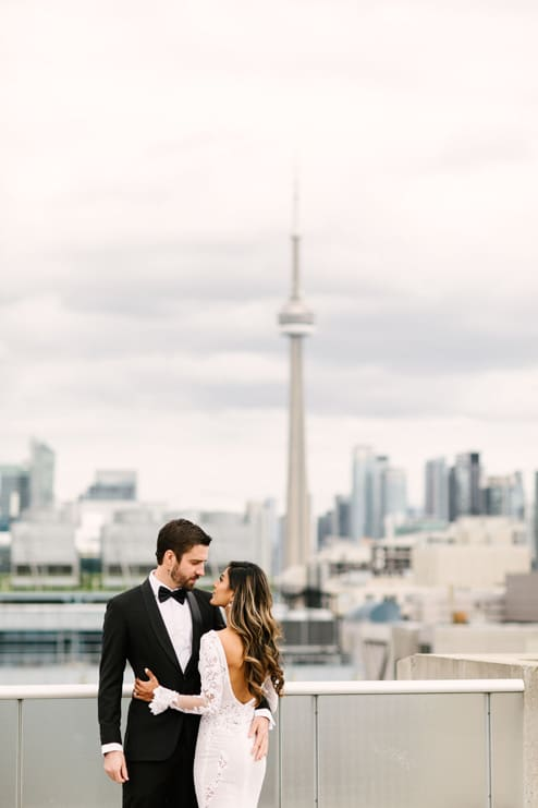 Wedding at 99 Sudbury Event Space, Toronto, Ontario, Lindsie Grey, 14