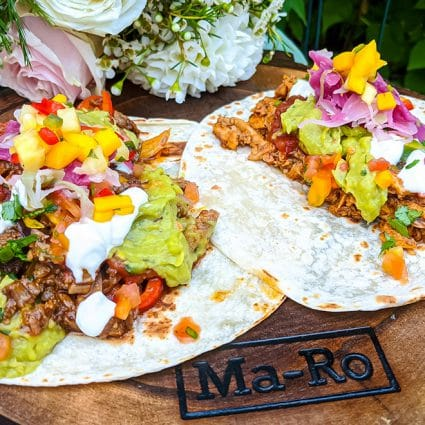 Ma-Ro Catering featured in Toronto Caterers Share their Most Popular Delivery Items