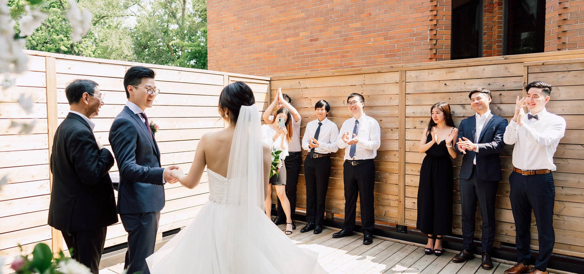 Hero image for Elope Now, Party Later: The COVID-19 Trend of Two-Part Weddings