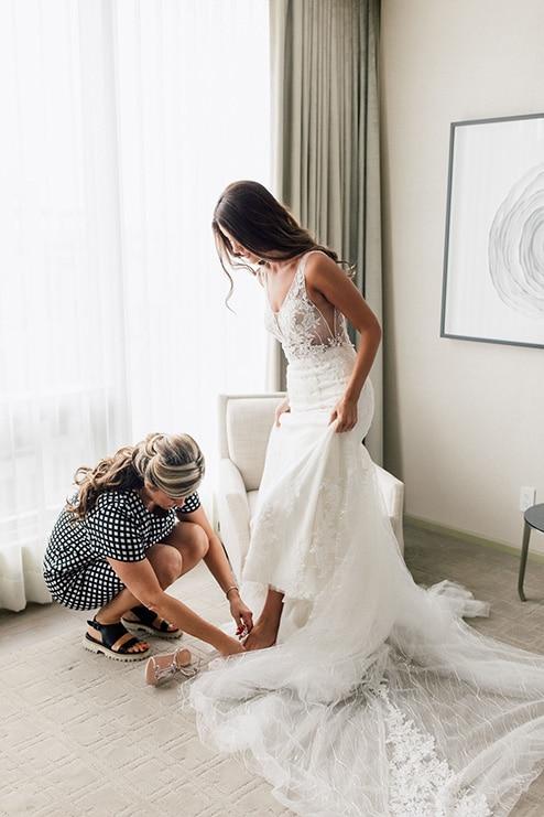 Wedding at Four Seasons Hotel Toronto, Toronto, Ontario, Purple Tree Wedding Photography, 5
