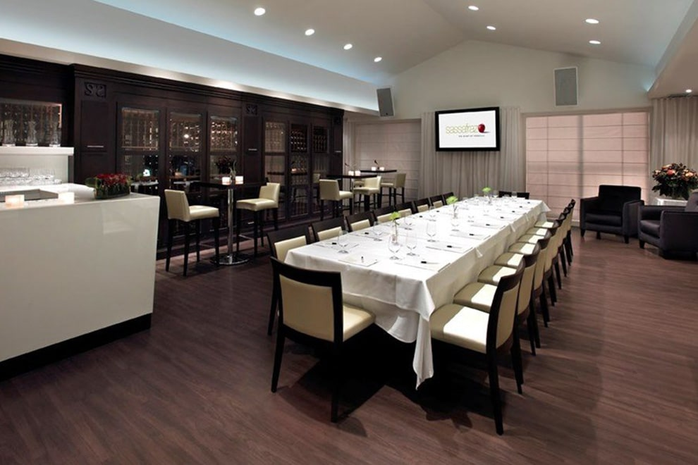 restaurants with private rooms, 4
