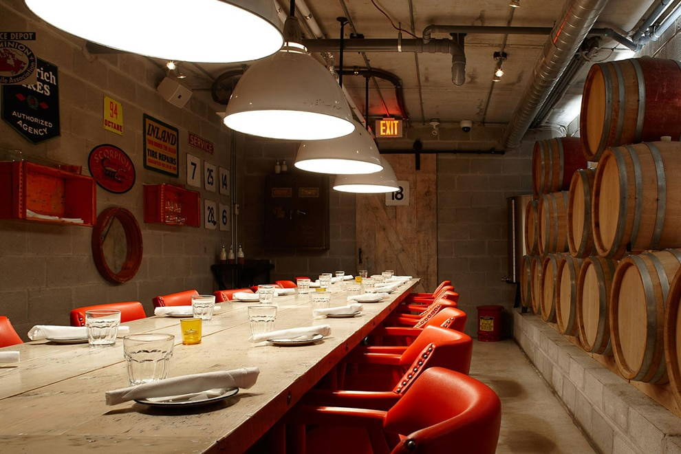 restaurants with private rooms, 5
