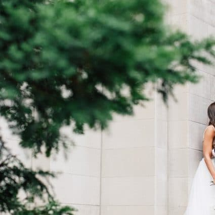 Purple Tree Wedding Photography featured in Amanda and Adam's Luxurious Wedding at the Four Seasons Hotel