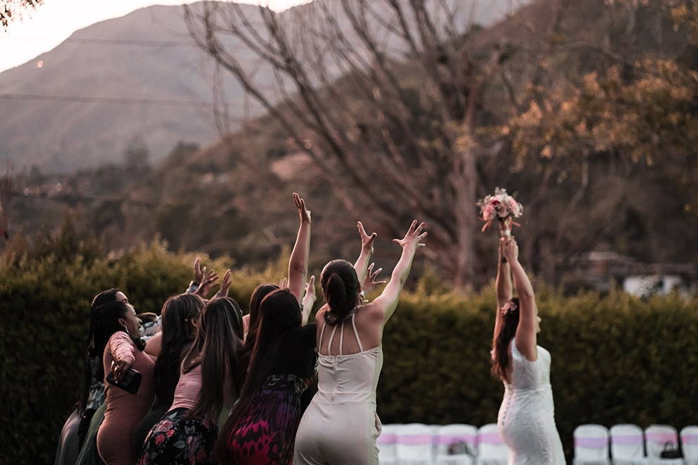 Wedding Traditions to Avoid